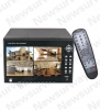 MXC DVM-132287 DVR CON MONITOR 4 CANALES DE VIDEO D1(704X480) 4 AUDIO