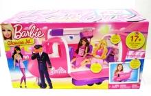 Mattel Bcg77 Barbie Glamour Jet