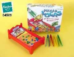Topcam Hasbro 04509 Pulgas Locas