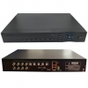 MXC DV-209673 DVR HD PENTAHIBRIDO 8 CANALES DE VIDEO HD 1080N 4 AUDIOS